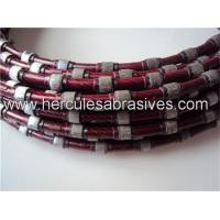 Cheap Diamond wire for marble/travertine profiling wholesale