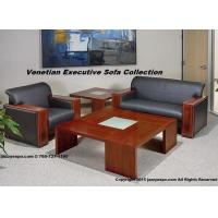 Buy cheap Venetian Executive Sofa Collection from wholesalers