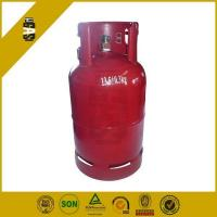 China lpg gas cylinder prices 6KG Portable lpg gas cylinder / empty gas bottles with valve on sale