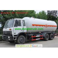 Cheap 22000 liters Dongfeng LPG tanker truck for sale