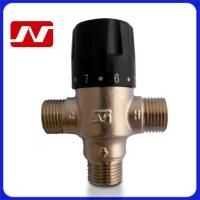 Cheap 1/2inch Brass Thermostatic Mixing Valve for sale