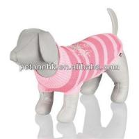 Cheap fashion knitted pet sweater PC0861 for sale