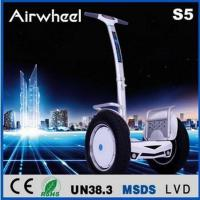 Cheap 16 Inch Big Wheel Airwheel S5-680 Electric Scooter Self Balancing Hoverboard Original for sale