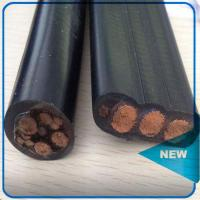 Cheap 4CORE FLAT CABLES FOR SUBMERSIBLE PUMPS (1100 VOLTS) for sale