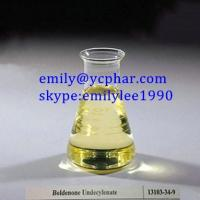 Cheap Medical Injectable Boldenone Undecylenate , Yellow Liquid Ganabol For Steroid Cycle for sale