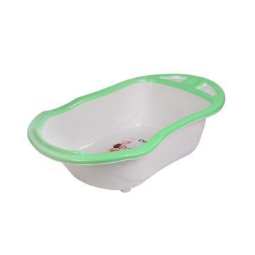plastic baby bath tub with classics color ring of fobwellmax. Black Bedroom Furniture Sets. Home Design Ideas