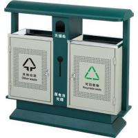 China Max-HK14 School/Park/Apartment Open Air Recycling Waste Dustbin on sale