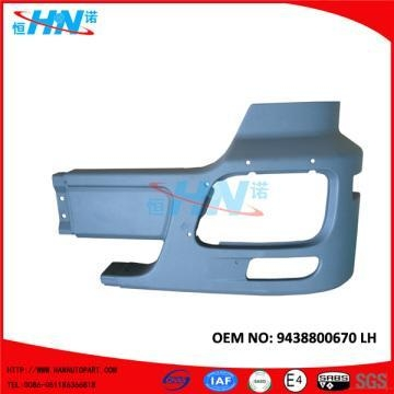 9438800670 aftermarket truck corner bumper wholesale auto for Mercedes benz oem parts wholesale