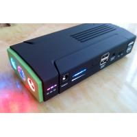 Cheap 2 USB Lithium Jump Starter and Portable Power Bank for sale