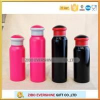 Colors stainless steel sport water bottle insulated