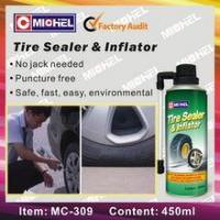 Cheap Hot Sale Quick Spair Tire Sealant Inflator ( Fix A Flat ) for sale