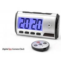 Cheap Digital Alarm Clock Style Spy Camera DVR Camcorder for sale