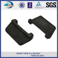 Buy cheap Plastic and Rubber Part For Railway Fasteners / Rail Insulator from wholesalers