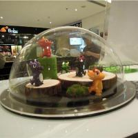 China Large Clear Acrylic Dome on sale