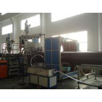Cheap HDPE double wall steel pipe production line for sale