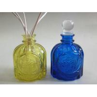 Diffuser Bottles JRA-328 100ml colored air freshener glass bottle