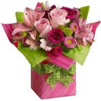 Cheap Birthday Pretty Pink Present delivery NO.4 birthday gift to australia syd for sale