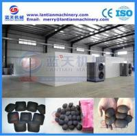 China Energy saving electric egg ball shape charcoal briquette drying house on sale