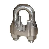 Cheap Wire Rope Clip US Type Casted Malleable Clip for sale