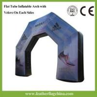Cheap Inflatable Arch with Digital Print for sale
