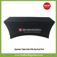 Cheap Spandex Table cover for sale