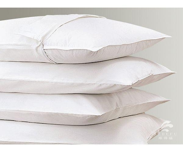 Hotel High Qualtiy Wholesale White Goose Down Pillow With