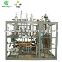 China Middle-pressure Water Electrolysis Hydrogen/Oxygen Generating Plant on sale