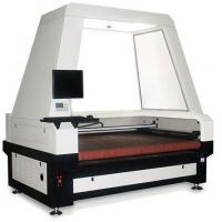 China Fabric cutter Solvent/Eco solvent printer on sale