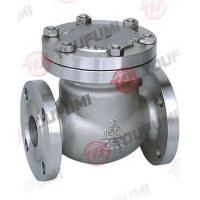 Cheap Stainless Steel Valves H44W API Check Valve for sale