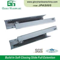 China Factory Wholesale JPAS005 Drawer Slides Bottom Mount Bottom Mount Drawer Slides on sale