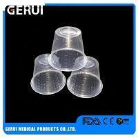 Buy cheap 1.8g 1OZ 30ml Single Side Scale Thermoforming Medicine Cups from wholesalers