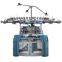 Buy cheap Single Jersey Computerized Jacquard Knitting Machine from wholesalers