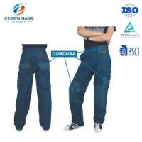 Buy cheap Reinforced Crotch Cargo Trousers from wholesalers