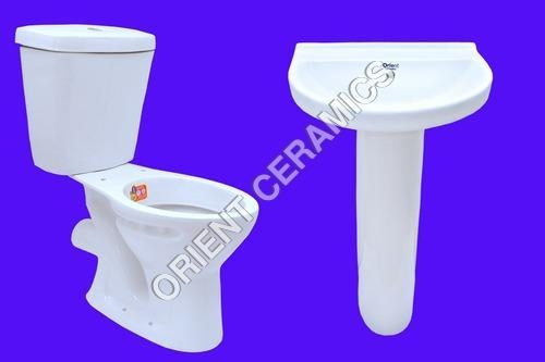 Bathroom sanitary ware product codeoc087 of orientceramic for Master sanitary price list