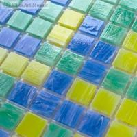 Recycled kitchen glass tiles SP030