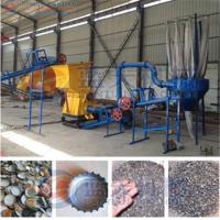 Buy cheap Glass bottle crusher machine from wholesalers