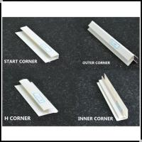Cheap PVC Clip, Coner Jointers for sale