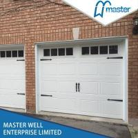 Top quality low price finger protection garage door of for Low cost garage