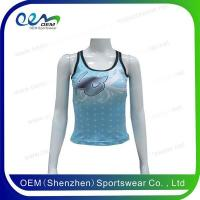 Buy cheap cheer tank top from wholesalers
