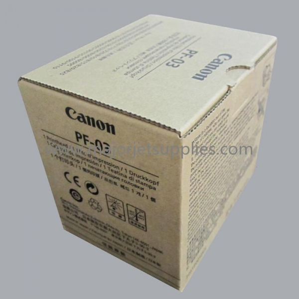 Quality Genuine Original PF-03 Print Head for Canon iPF8000/8000s/9000 Plotters wholesale