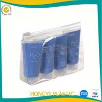 Cheap pvc plastic cosmetic bag for sale
