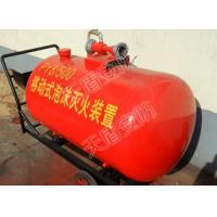 Cheap PY Series Trolley Type Foam Fire Extinguisher for sale