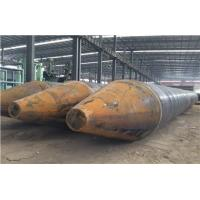 Cheap Spiral Piles Pipes With Pile Shoes for sale