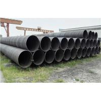 Cheap SSAW Spiral Welded Steel Pipe Pile for Bridge/Building Or Seabed Piling for sale