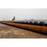 Cheap 48m Length Piles SSAW Steel Pipes for sale