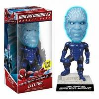 China Amazing Spider-Man 2 Movie Electro Bobble Head on sale