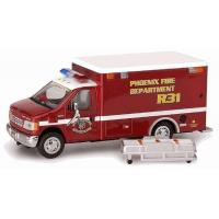 Code 3 Phoenix Ford E-350 Ambulance (12064)