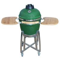 Buy cheap Auplex Versatile Clay BBQ Grill Pizza Stove Ceramic Kamado Grill from wholesalers