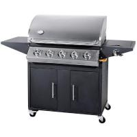 Buy cheap 5 burners gas grill (LPG/LNG) from wholesalers