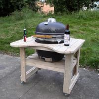 Buy cheap Ceramic bbq girll/ceramic with table AU-21W2 from China Auplex from wholesalers